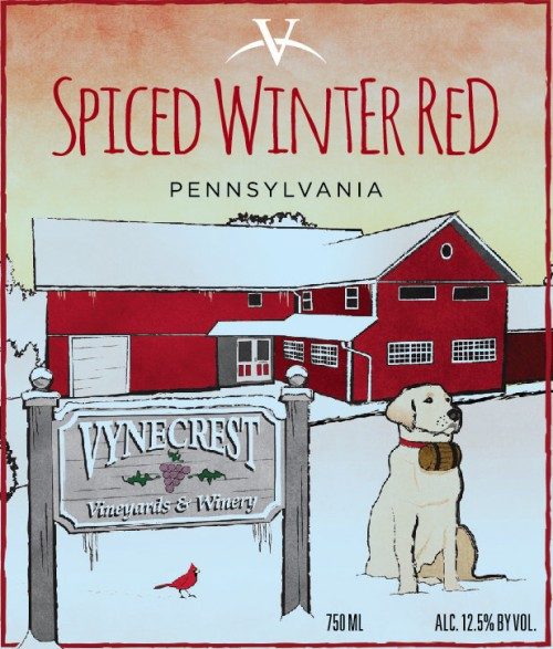 Spiced Winter Red 2014