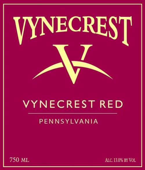 Vynecrest Red